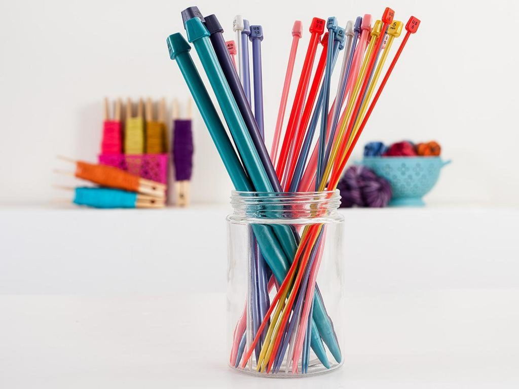 Lion Brand 14in Knitting Needles Craftsy Supplies