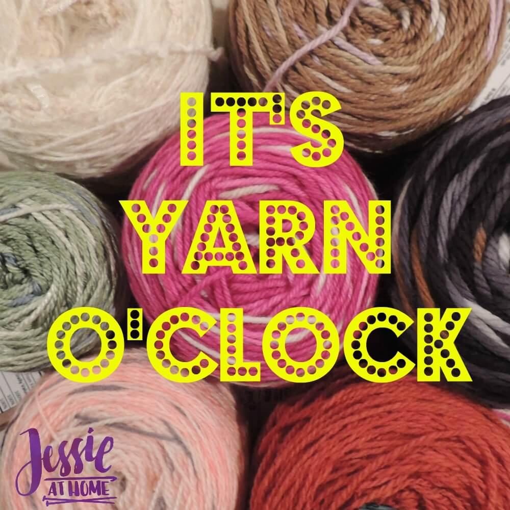 Yarn O'Clock!