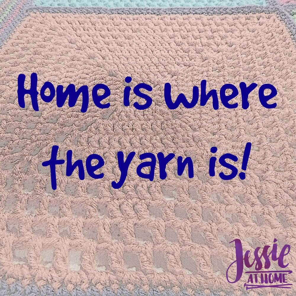 Yarn is home