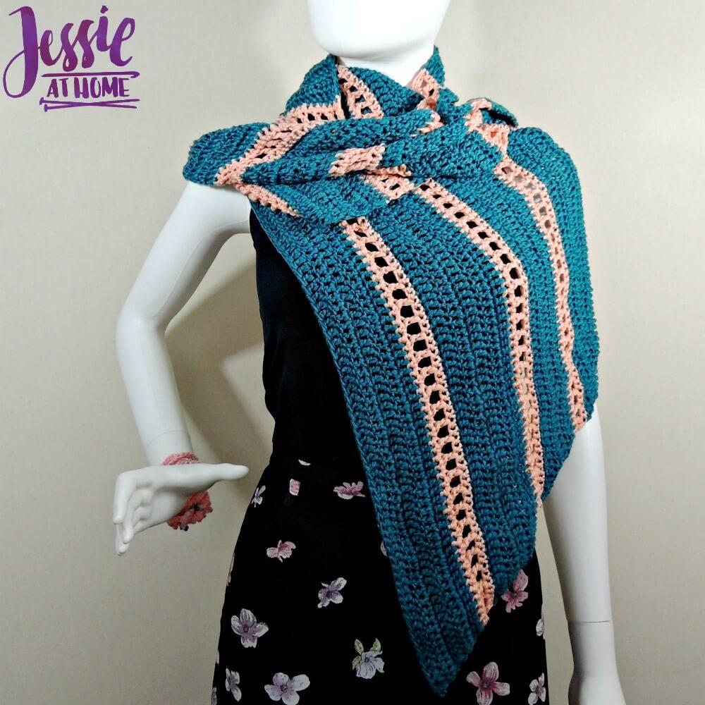 Bob free crochet pattern by Jessie At Home - 3