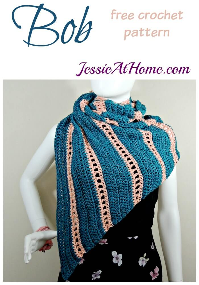 Bob free crochet pattern by Jessie At Home