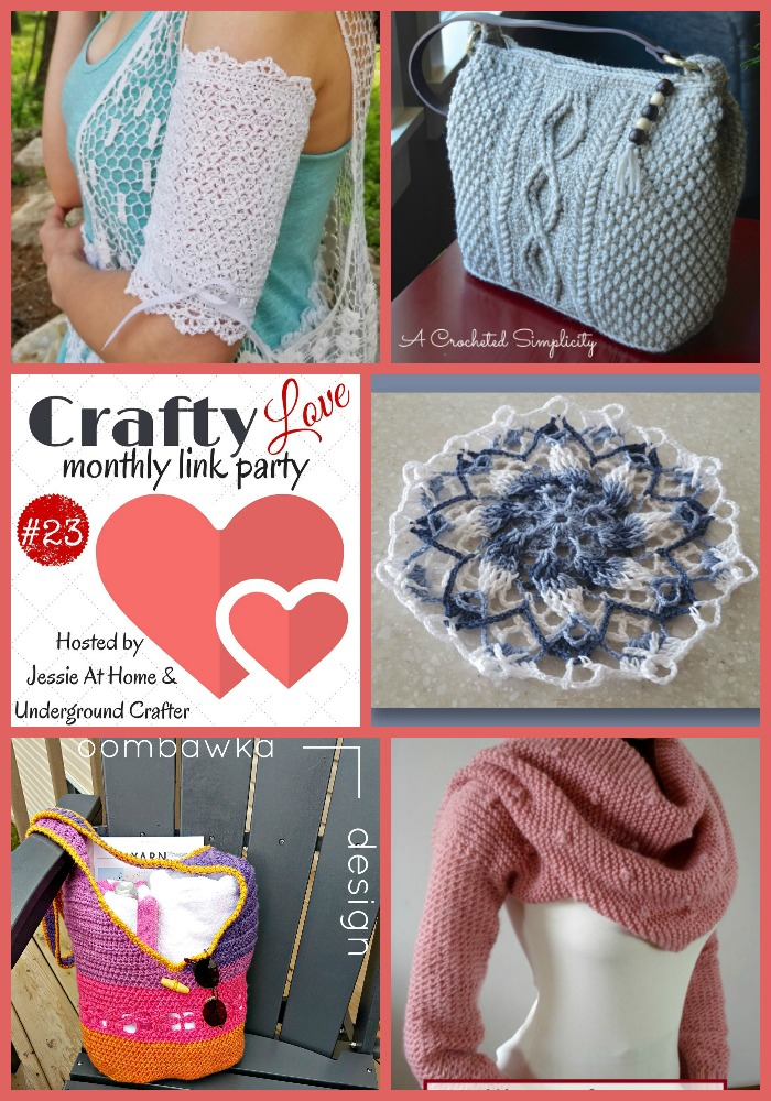 Crafty Love Link Party 23