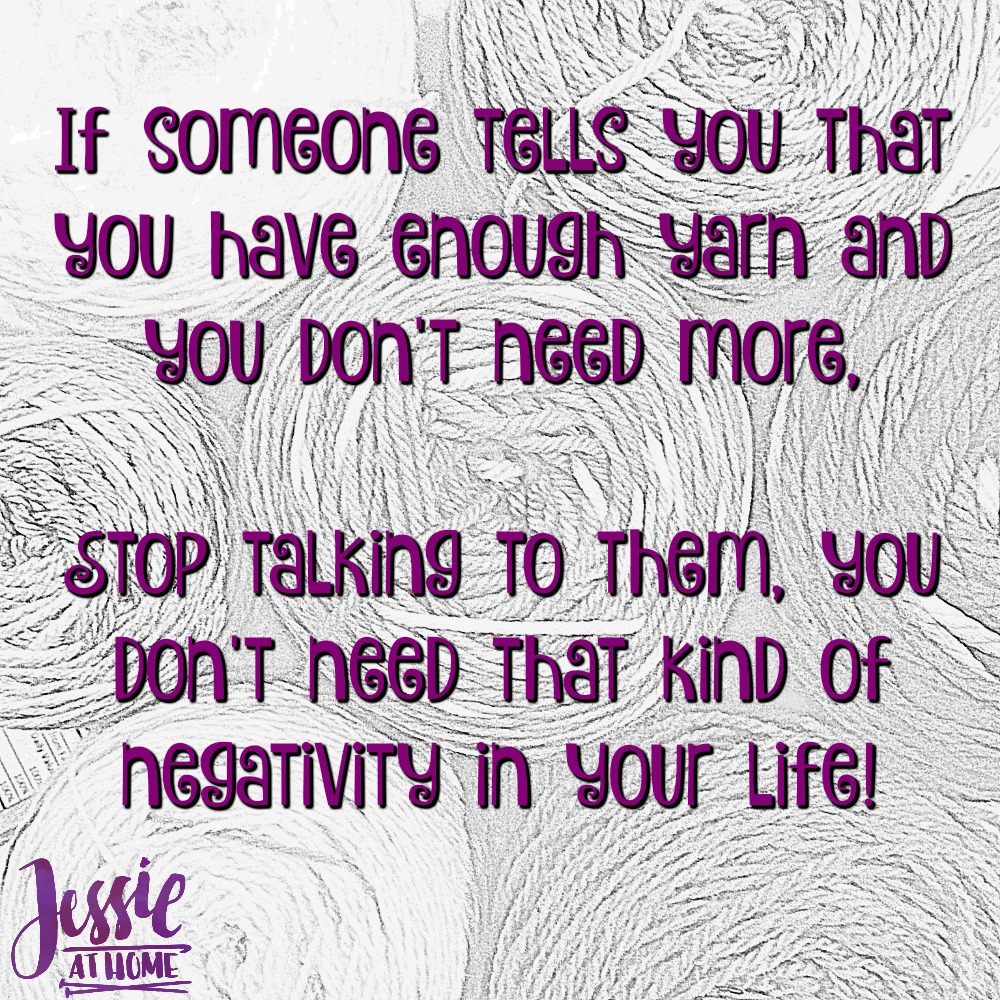 Negative Yarnie