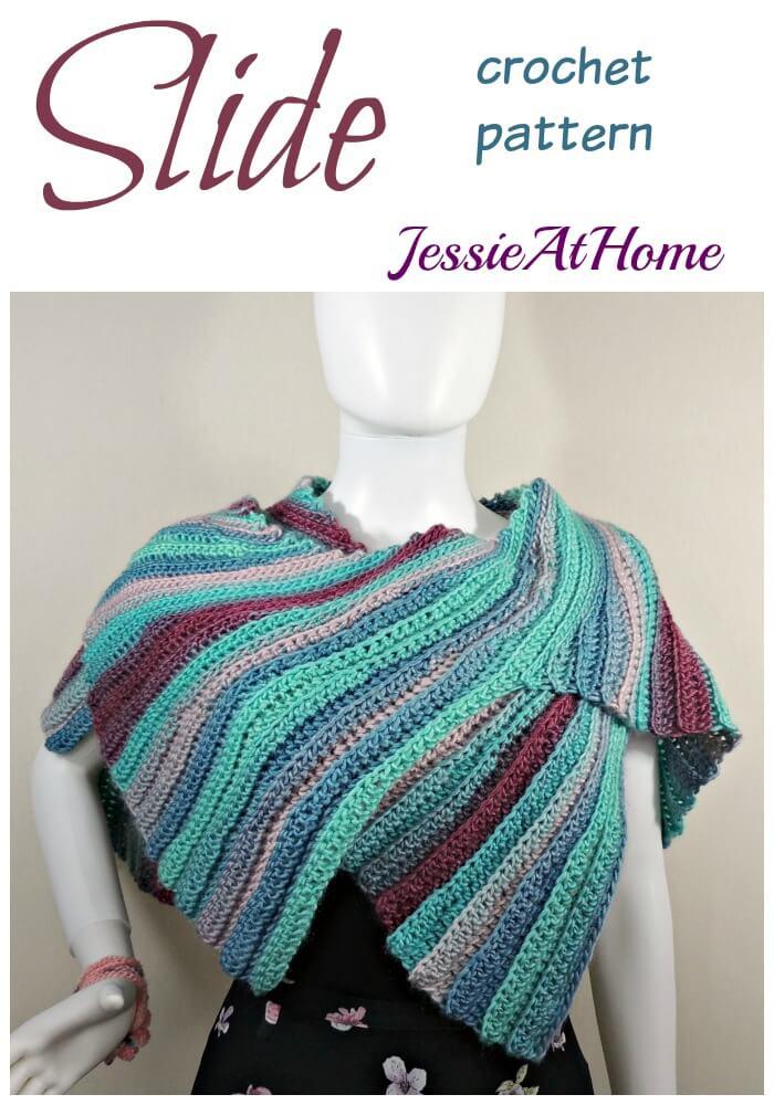Slide - crochet pattern by Jessie At Home