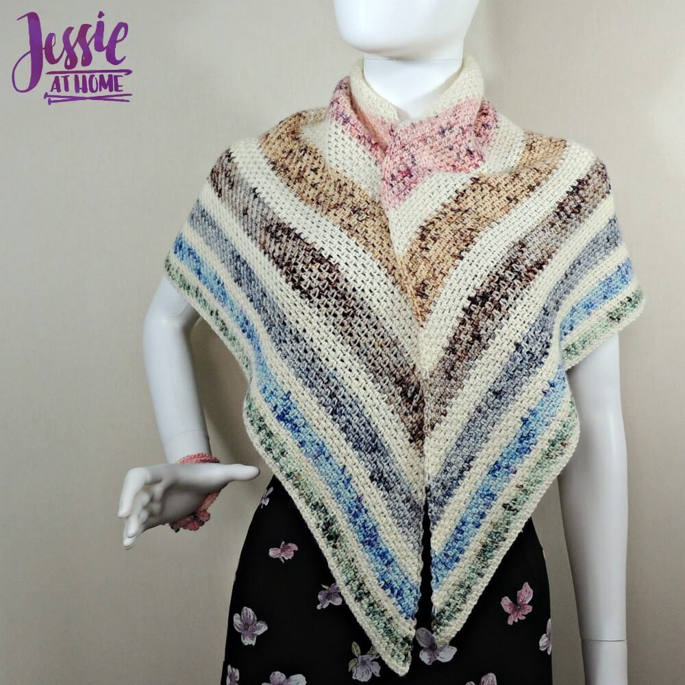 Tea Time - free crochet pattern by Jessie At Home - 2
