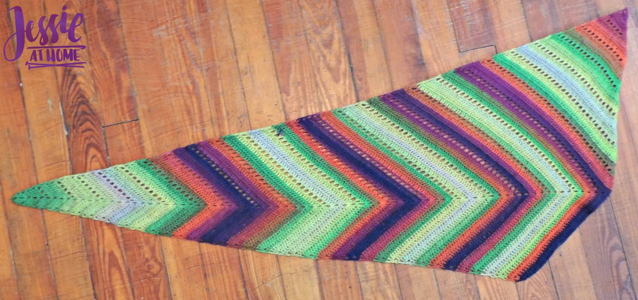 This Way Wrap - free crochet pattern by Jessie At Home - 3