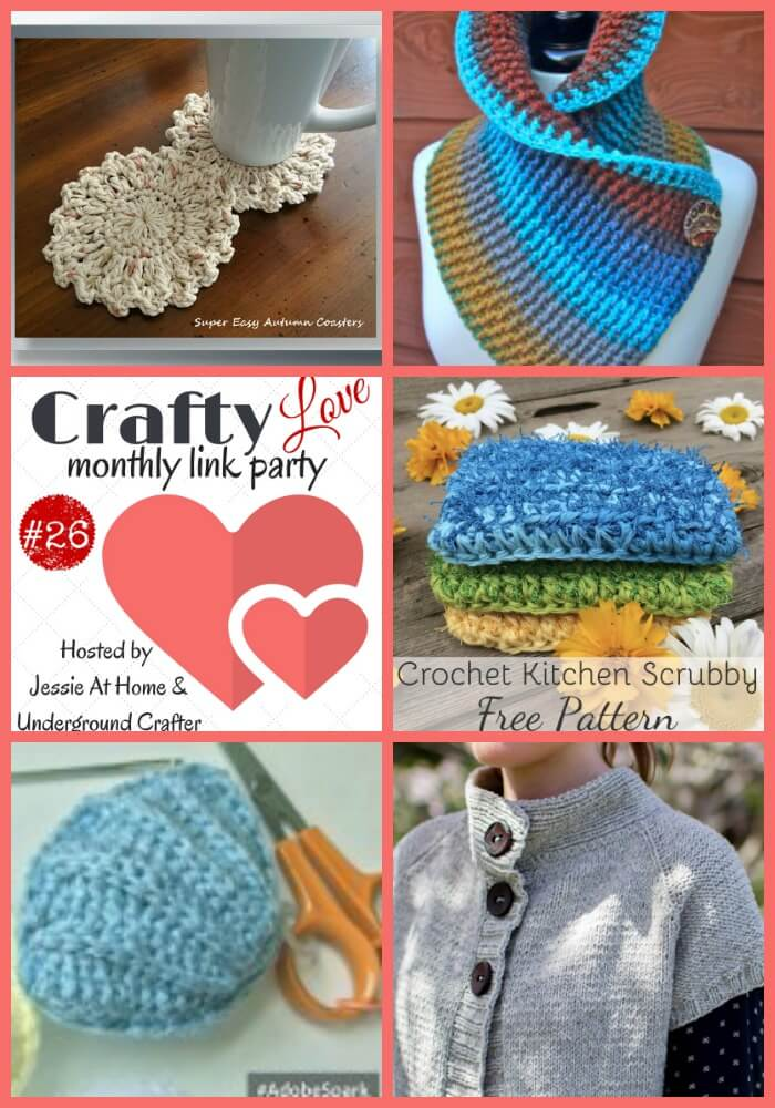 Crafty Love Link Party 26
