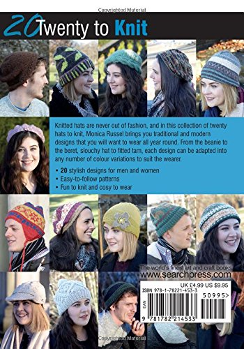 Knitted Hats back