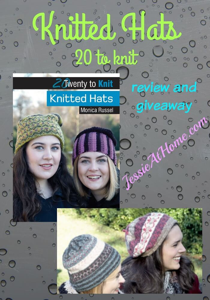 Knitted Hats review and giveaway from Jessie At Home