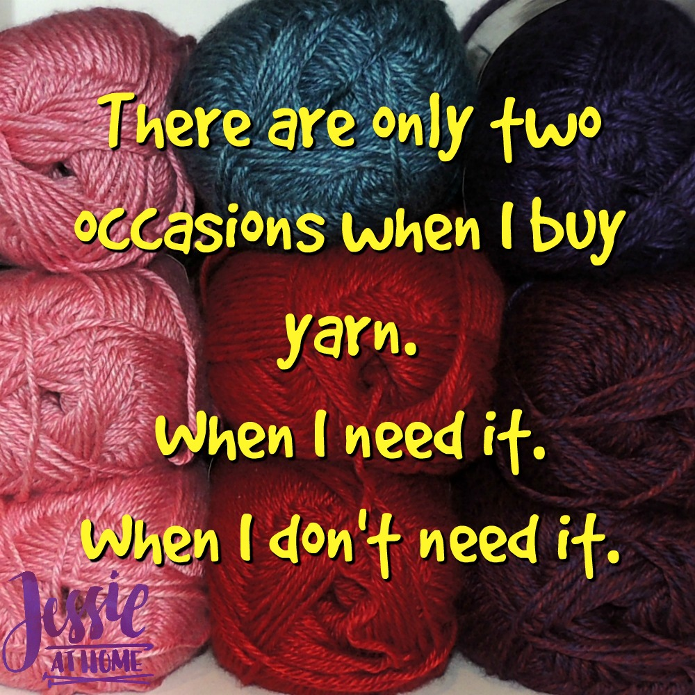 When to buy yarn