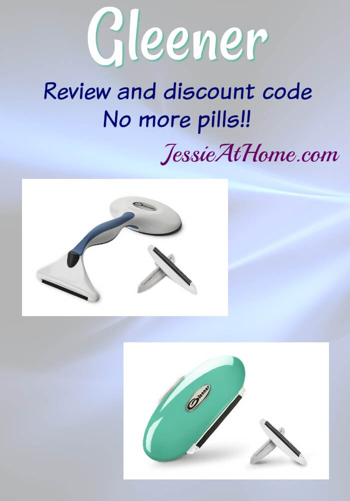 Gleener review from Jessie At Home