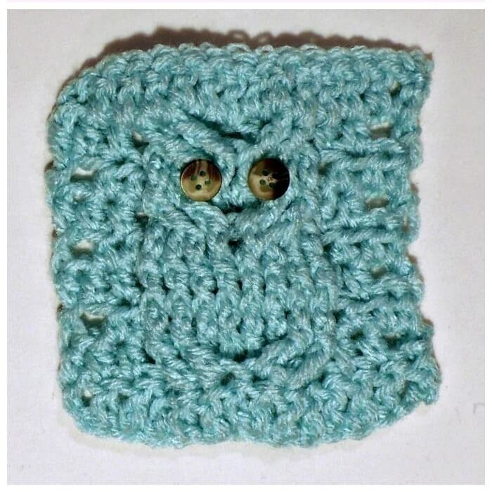 Stitchopedia Owl Cable from Jessie At Home