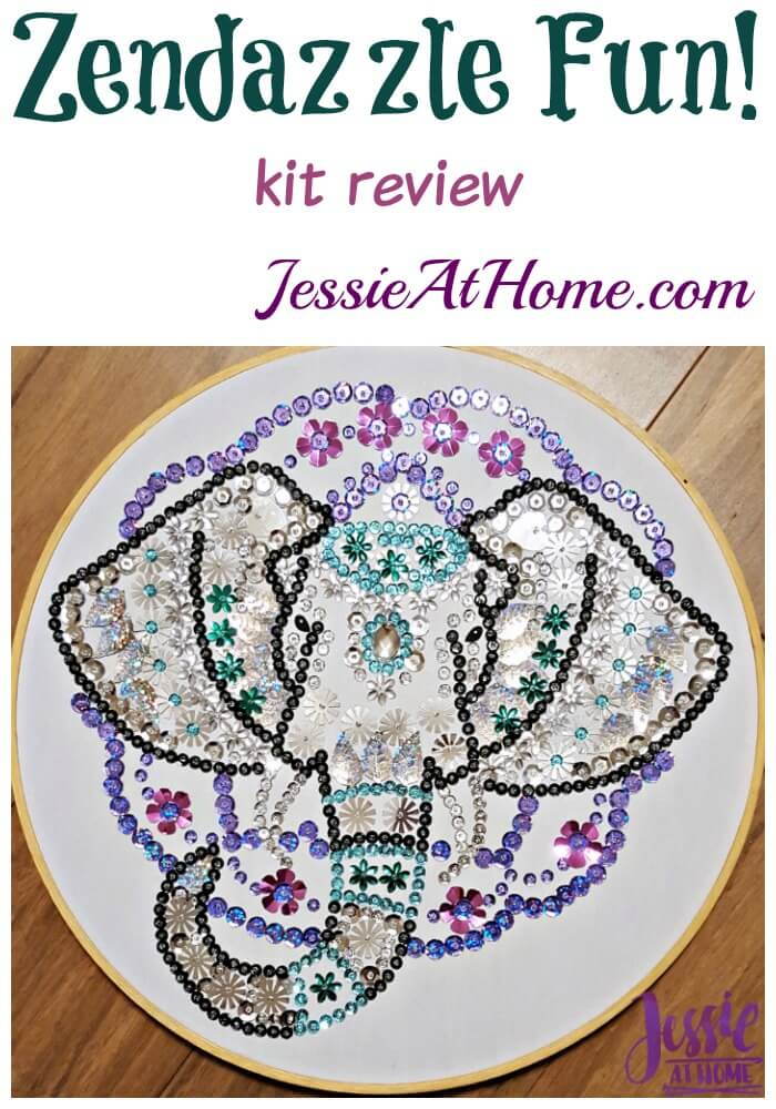 Zendazzle kit review from Jessie At Home