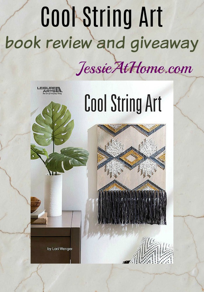 Cool String Art review from Jessie At Home