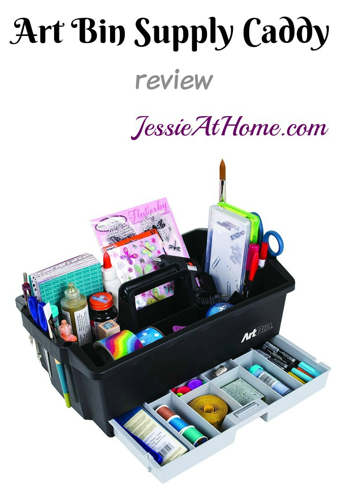 Art-Bin-Supply-Caddy-review-from-Jessie-At-Home