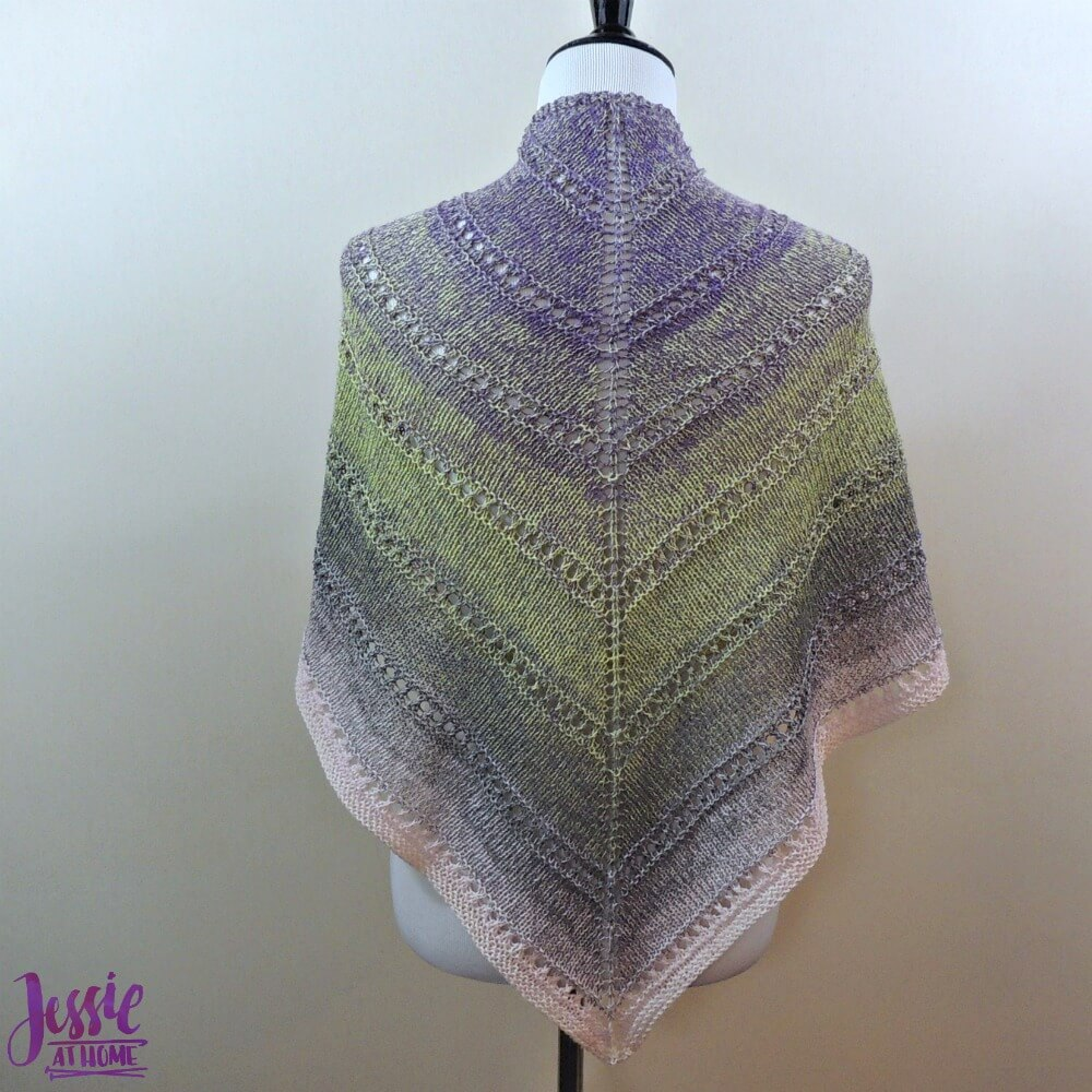 Spring Country free knit pattern by Jessie At Home - 1