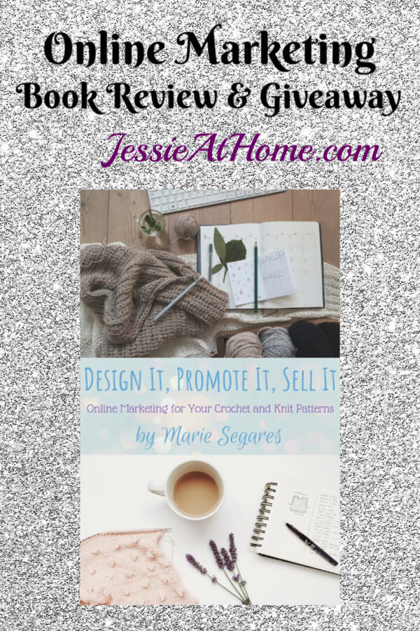 Design It Promote It Sell It book review and giveaway from Jessie At Home