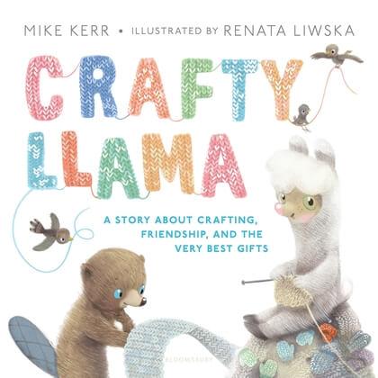 Crafty Llama Cover