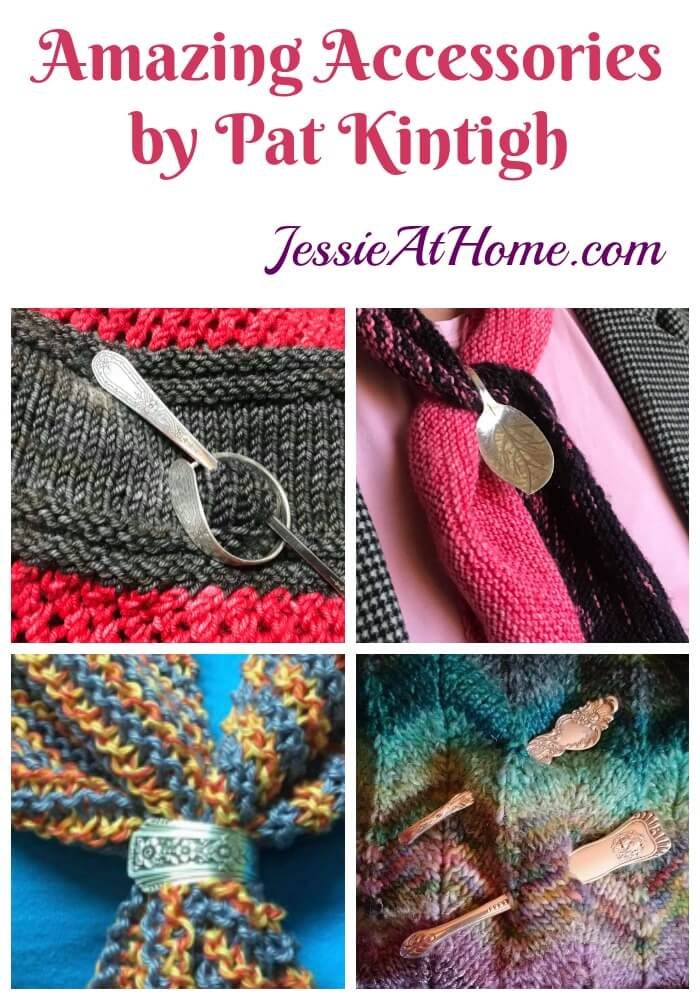 Amazing Accessories by Pat Kintigh from Jessie At Home