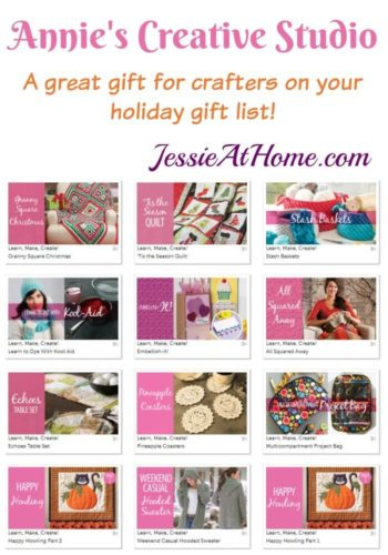 Annie's Creative Studio review from Jessie At Home
