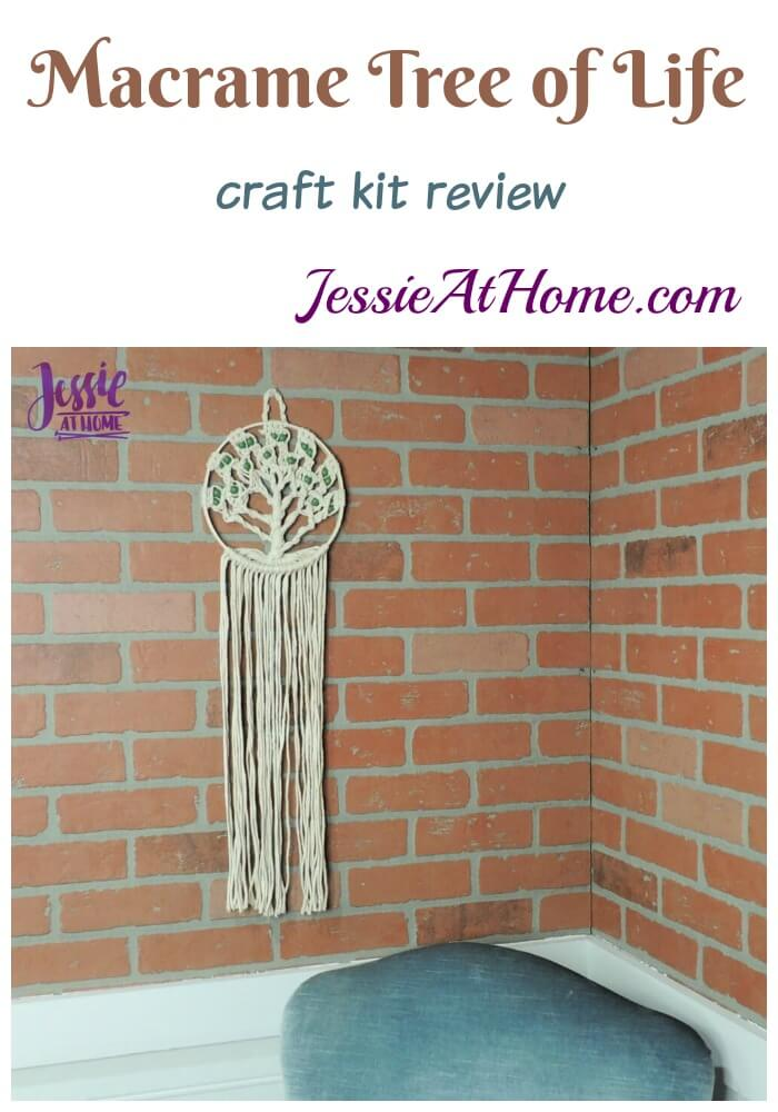 Macrame Tree of Life – this is so fun!
