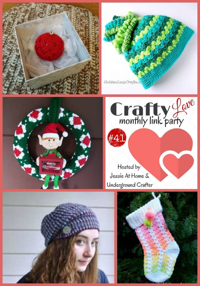 Crafty Love Link Party #41