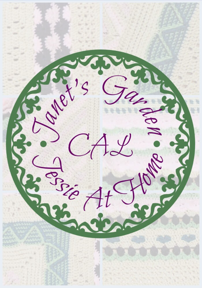 Janet's Garden CAL by Jessie At Home - January
