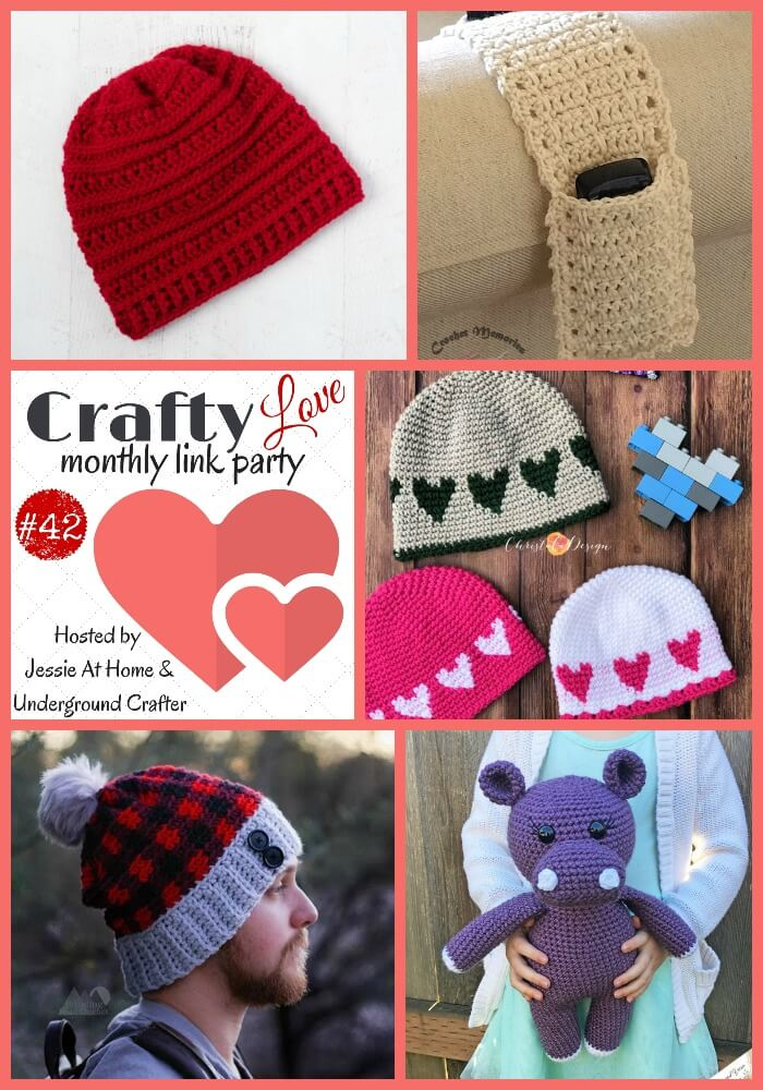 Crafty Love Link Party #42