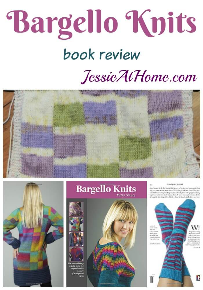Bargello Knits - an amazing knitting with color technique by Patty Nance