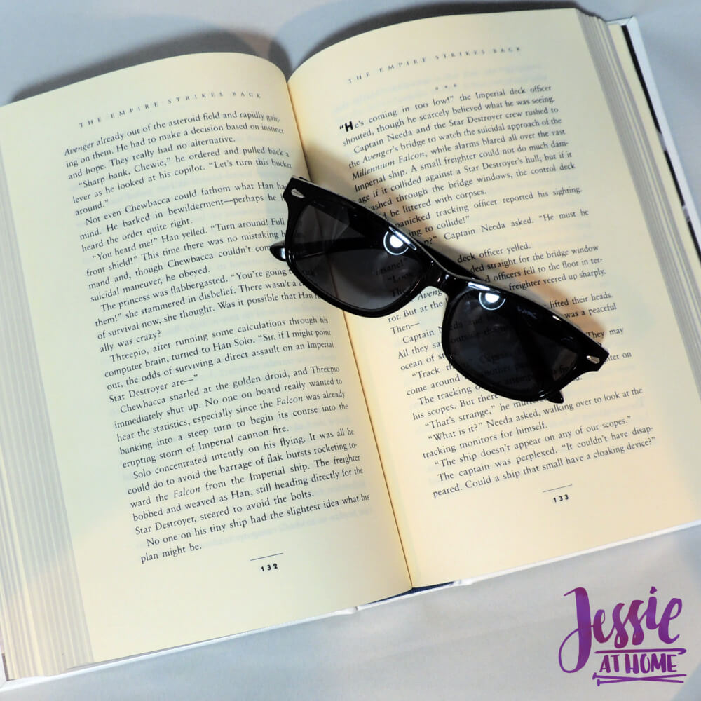 Crafters Need Readers too review and giveaway from Jessie At Home - Sunglass Readers
