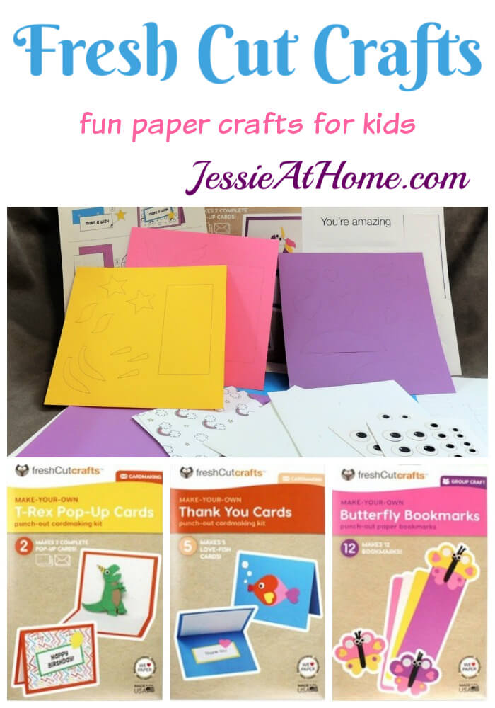 FreshCut Crafts - Paper Crafts For Kids
