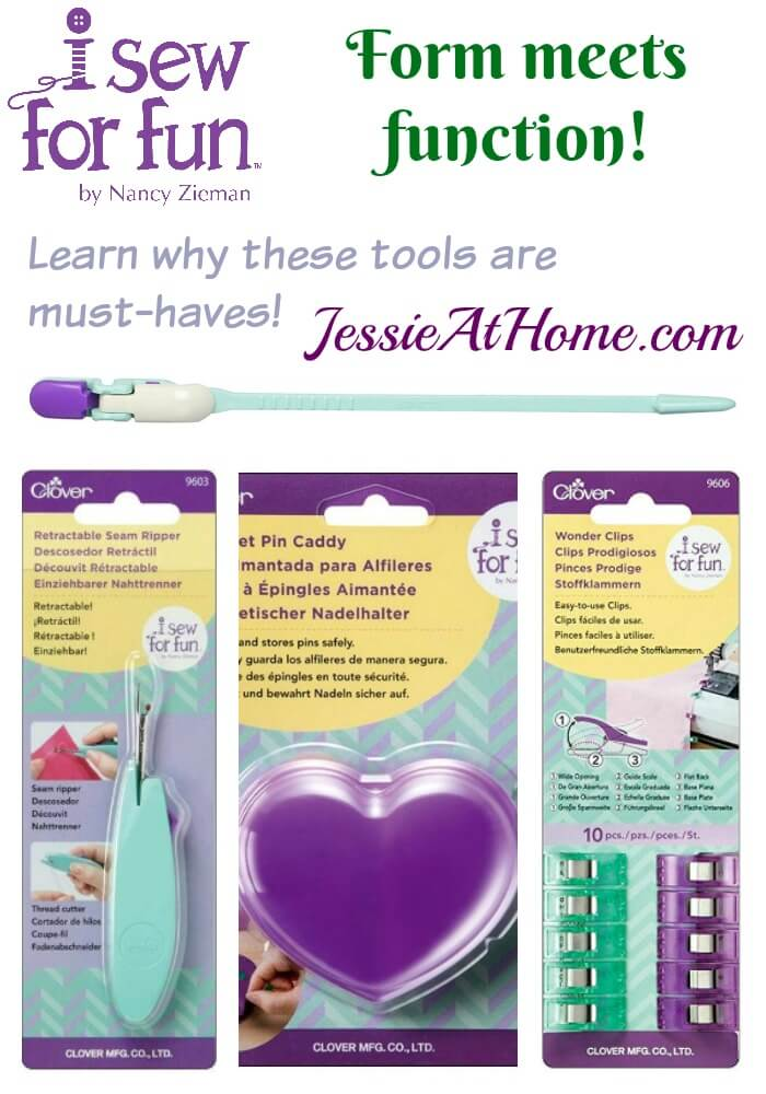 I Sew For Fun - review and giveaway from Jessie At Home