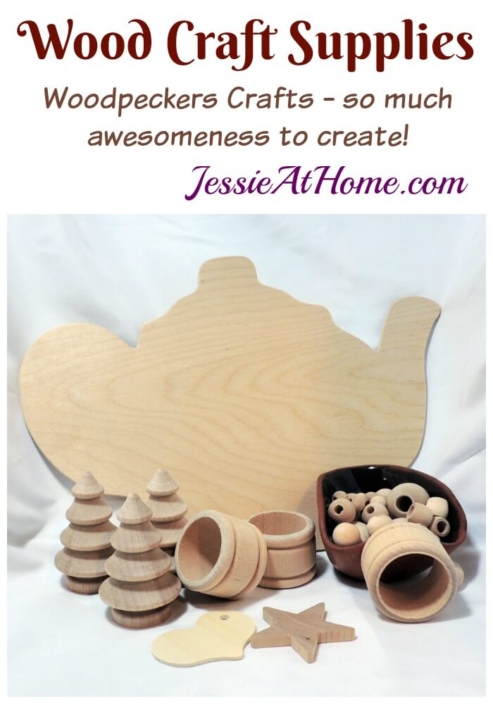 Wood Craft Supplies: Woodpeckers Crafts - so many ideas and awesomeness to create!