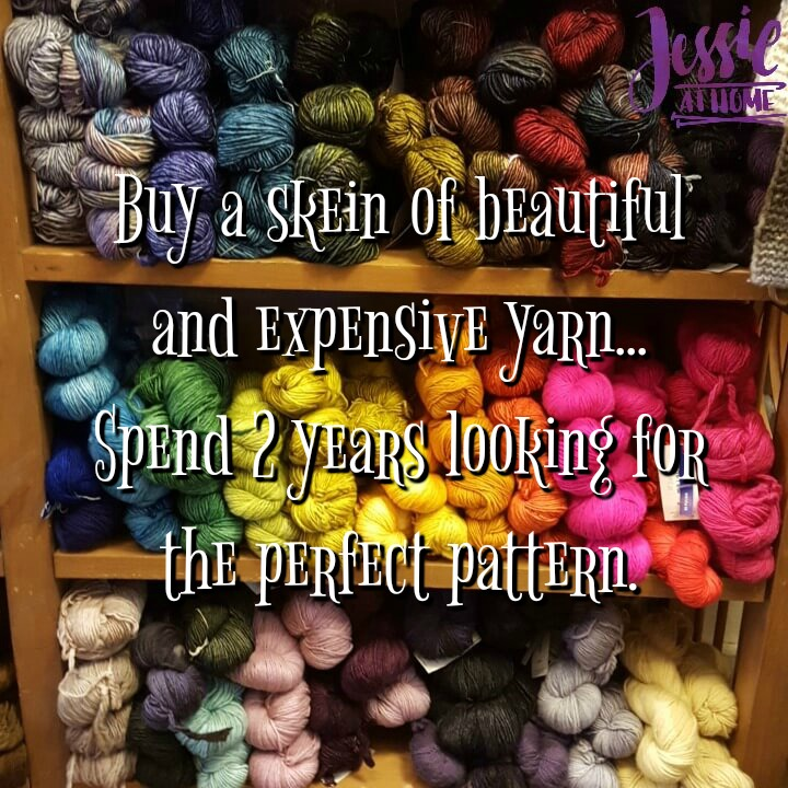Beautiful Yarn Deserves the Perfect Pattern! Silly Saturday