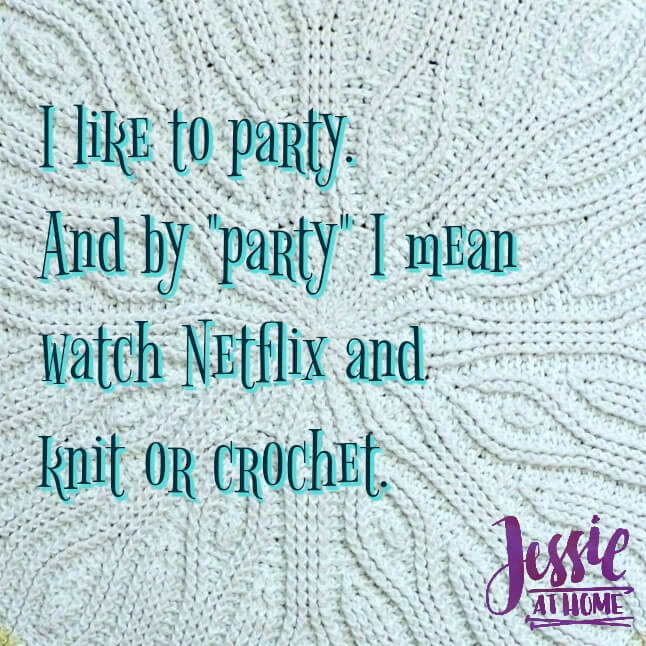 Party with Yarn - Silly Saturday
