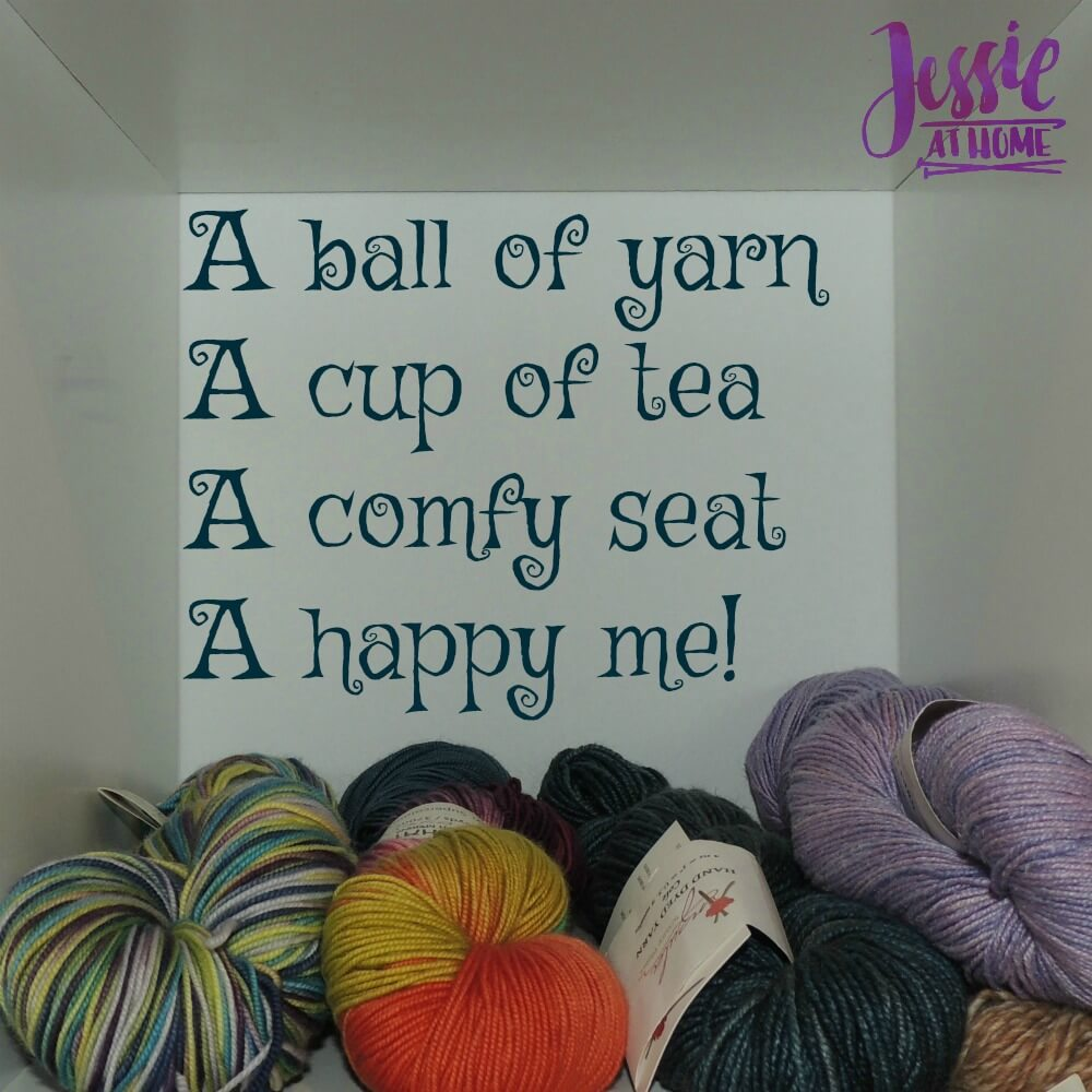 Yarn and Tea - Silly Saturday