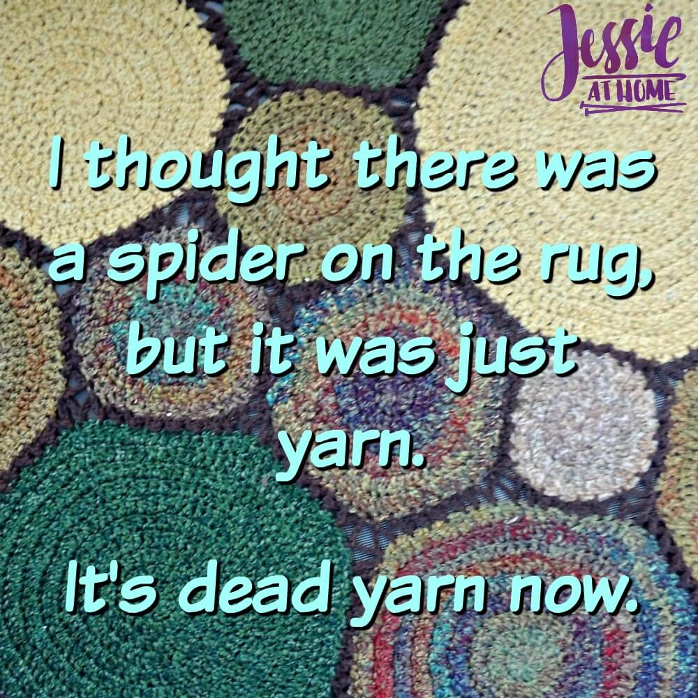 Yarn Spider - Silly Saturday