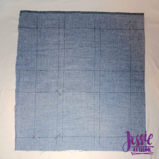 Embroidered Wrap Book DIY Bookmaking Tutorial by Jessie At Home - 1