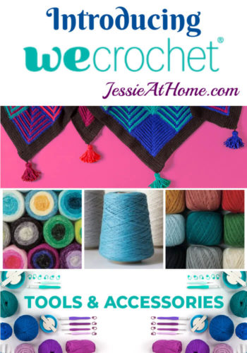 WeCrochet Introduction from Jessie At Home