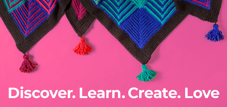 WeCrochet Introduction from Jessie At Home - Learn