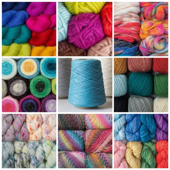 WeCrochet Introduction from Jessie At Home - Yarn