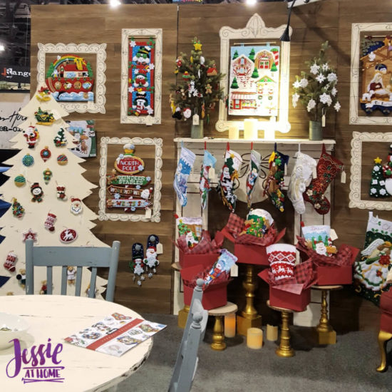 Creativation 2020 - Sneak Peaks and More - Wrap Up from Jessie At Home - Plaid Bucilla