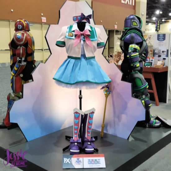 Creativation 2020 - Sneak Peaks and More - Wrap Up from Jessie At Home - Plaid Cosplay