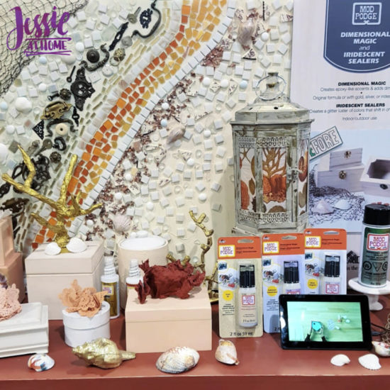 Creativation 2020 - Sneak Peaks and More - Wrap Up from Jessie At Home - Plaid Dimentional Magic