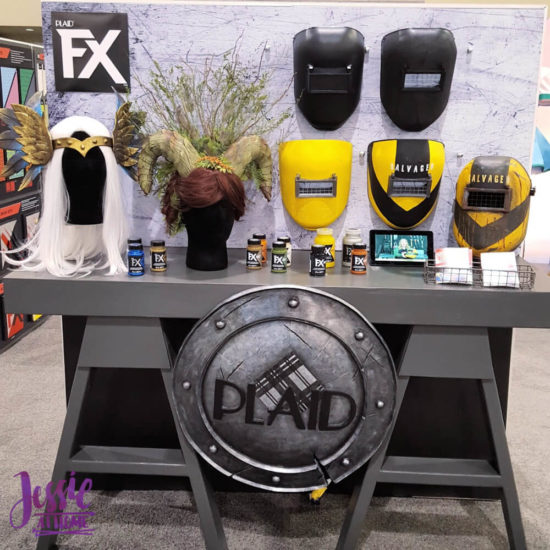 Creativation 2020 - Sneak Peaks and More - Wrap Up from Jessie At Home - Plaid FX Cosplay