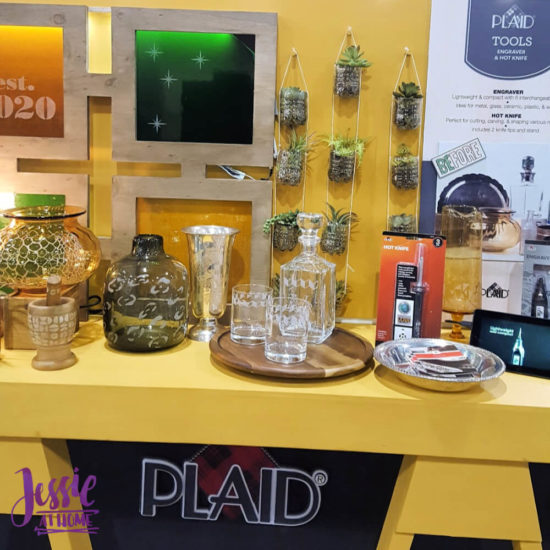 Creativation 2020 - Sneak Peaks and More - Wrap Up from Jessie At Home - Plaid Tools