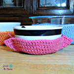 Crochet Bowl Cozy Header Image