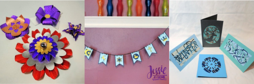 Free Craft Tutorials and where to buy craft supplies online Jessie At Home - Cricut