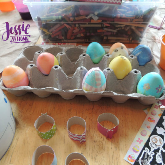 Crafts Galore Selfie Sunday by Jessie At Home - Eggs