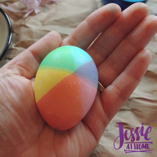 Crafts Galore Selfie Sunday by Jessie At Home - Rainbow Egg